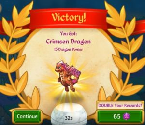 How to complete Merge Dragons Challenge 2