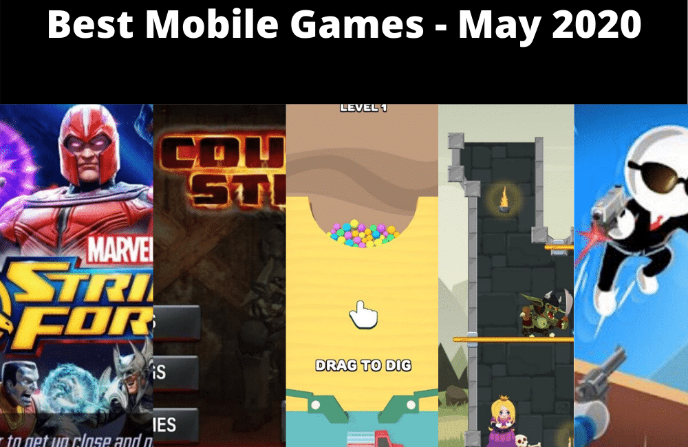 Best Mobile Games – May 2020