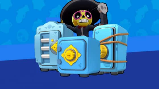 Brawl Stars Brawler Drop Rate