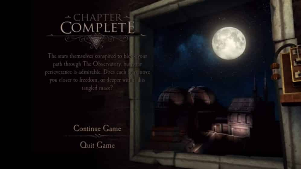 The Room Three Chapter 4 Walkthrough